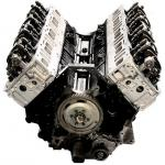 Duramax 6 6l LLY Remanufactured Long Block