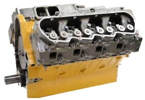 CAT 3208 Remanufactured Long Block Engine Caterpillar