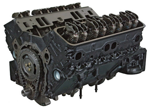 Gm 5.7l Marine Reman long Block Engine 1996-2005