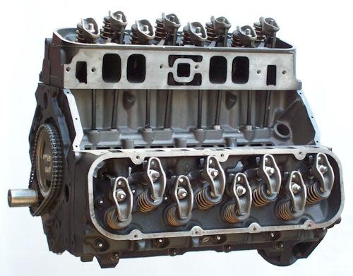 8.1 Gm Reman Marine Long Block Engine