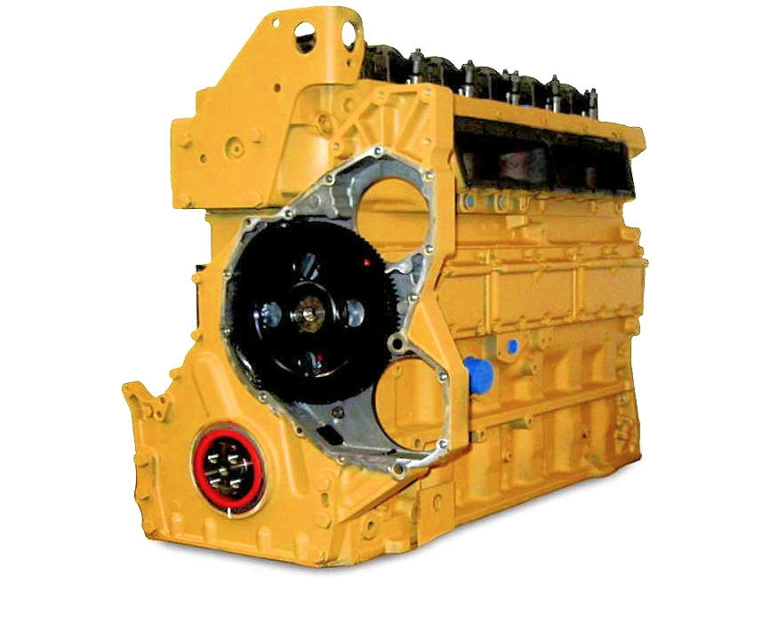 CAT C7 Remanufactured Long Block Engine Caterpillar