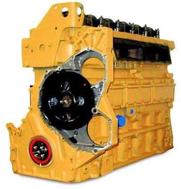 CAT C15 Acert Remanufactured Long Block Engine Caterpillar