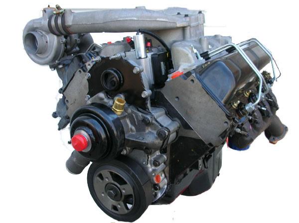 Optimizer 6500 Remanufactured drop-in Engine | Center Mount