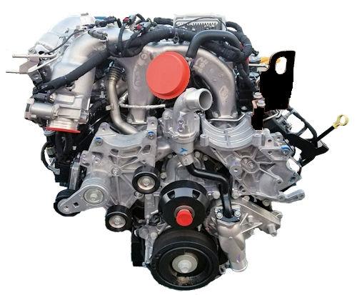Duramax 6.6l Lbz Drop In Complete Reman Engine