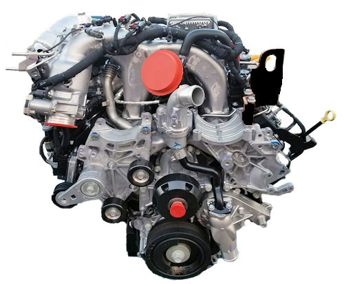 Duramax 6.6l Lgh Drop In Complete Reman Engine