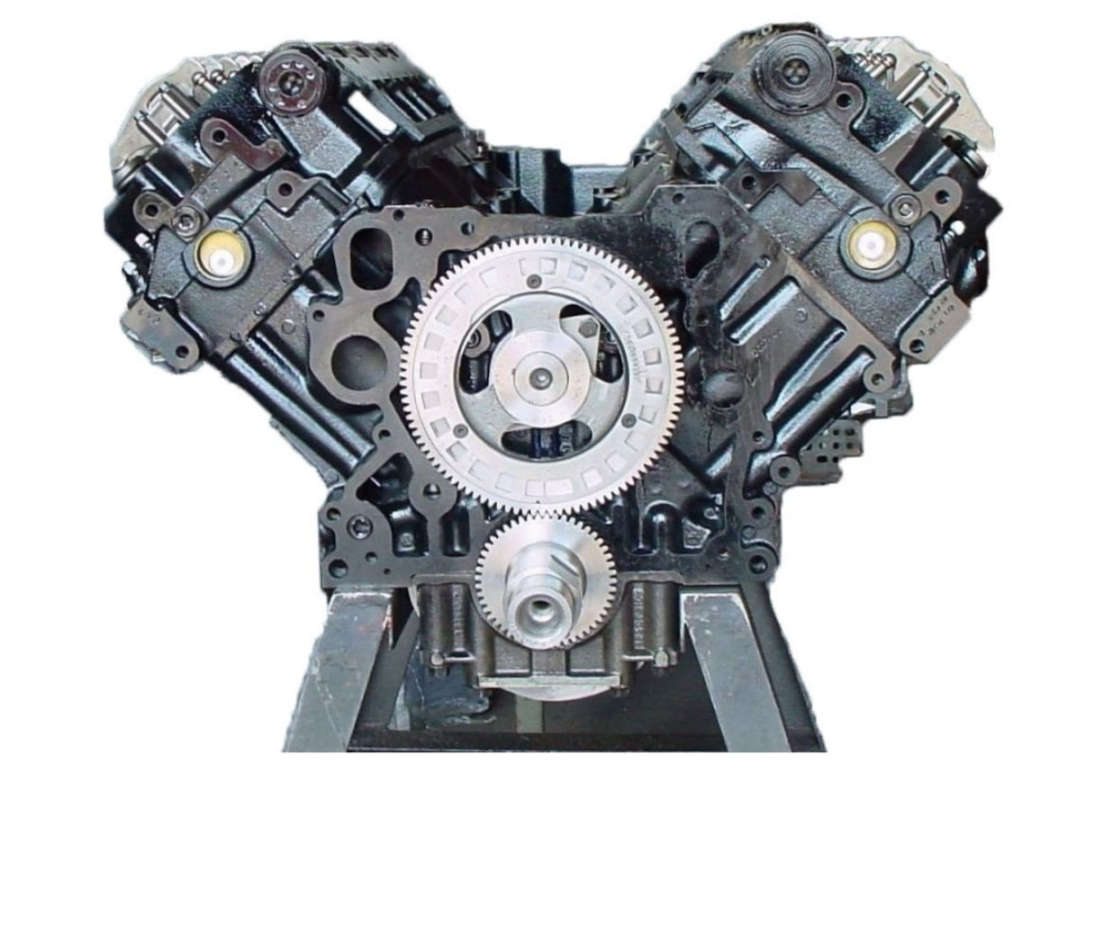 Ford 7.3l Power Stroke Remanufactured Long Block Engine 1995 - 2003