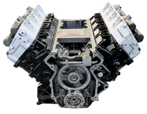 Ford 6.4L Power Stroke Reman Long Block Engine