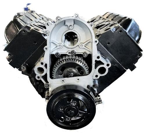 Optimizer 6500 6.5L Long Block Engine Side Mount