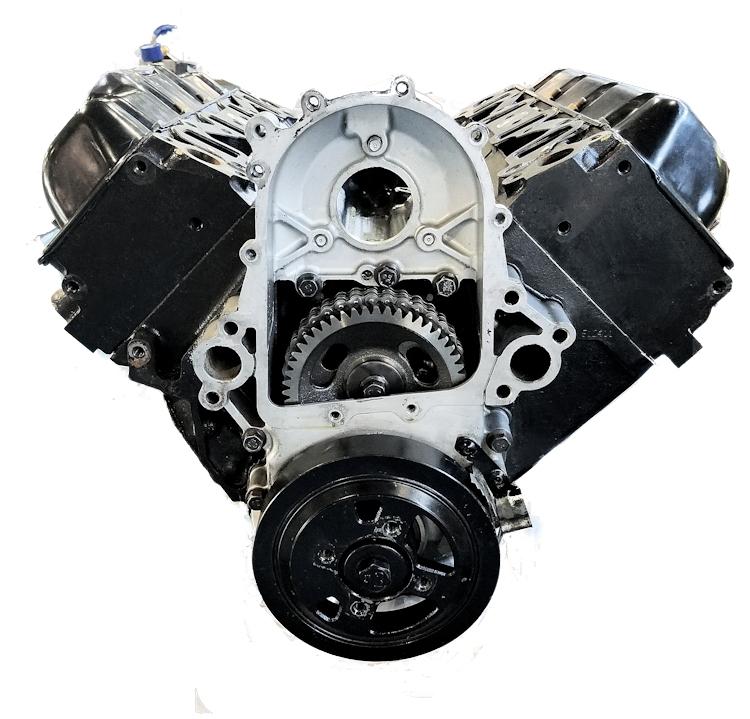 New P400 Long Block Engine Hummer H1 Or Van