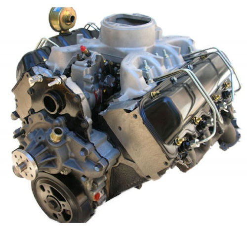 Gm 6.2l Diesel Complete Drop-In Reman Engine