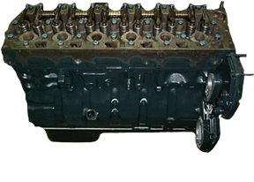International Dt-466e 2003 To 2006 Remanufactured Long Block Engine