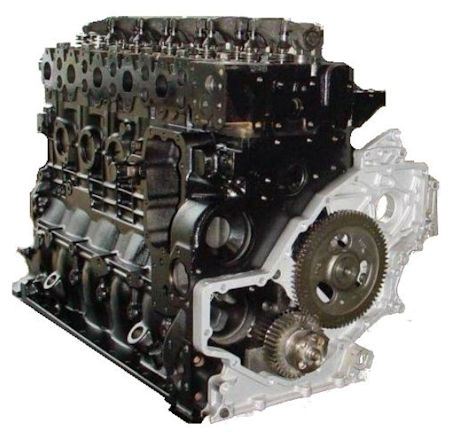 Cummins 6BT 5.9L Remanufactured Long Block Engine