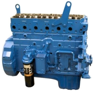 International Dt530e / 8.7l Reman Long Block Engine