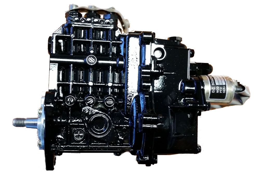 719822-51360 Yanmar Fuel Injection Pump   3TNE78A-JFME