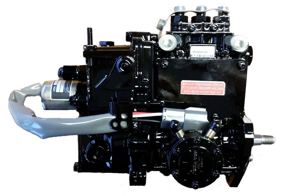 729935-51301 Yanmar Fuel Injection Pump | 4TNV98T-N2FN