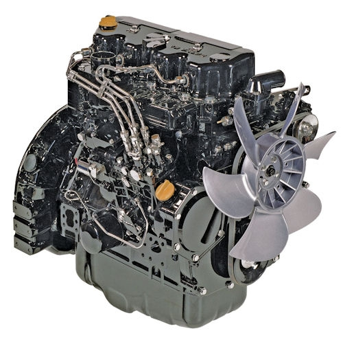 Yanmar 4TNV98C-WHBW Reman Long Block Engine